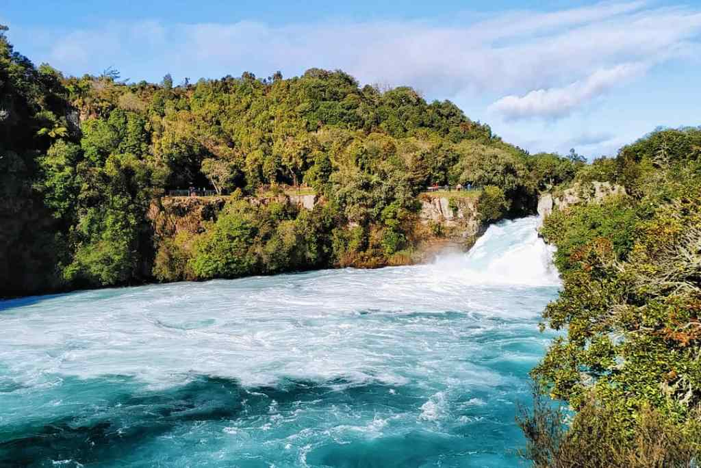 Huka Falls (Taupo, New Zealand)